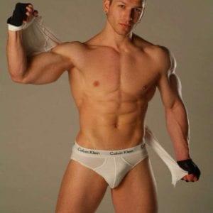 Mannlig Stripper