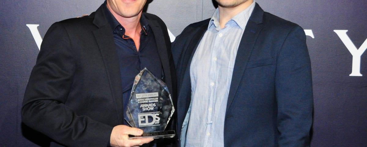 String Showbar won the International club Of The Year award in Las Vegas