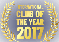 BEST INTERNATIONAL CLUB OF THE YEAR 2017